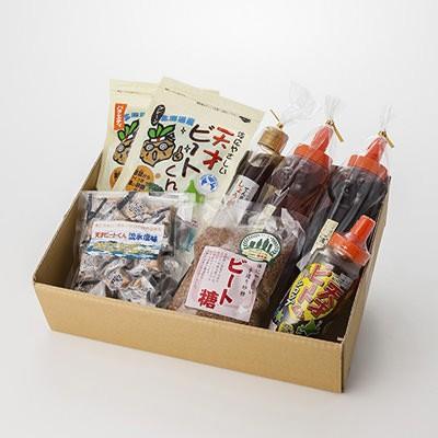 北海道 お取り寄せ ビート 甘味料 詰め合わせ てん菜 網走
