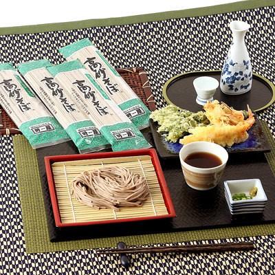送料無料 そば 乾麺(日本蕎麦) 厳選されたそば粉と良質の水使用〈高砂そば〉10セット 株式会社叶屋食品