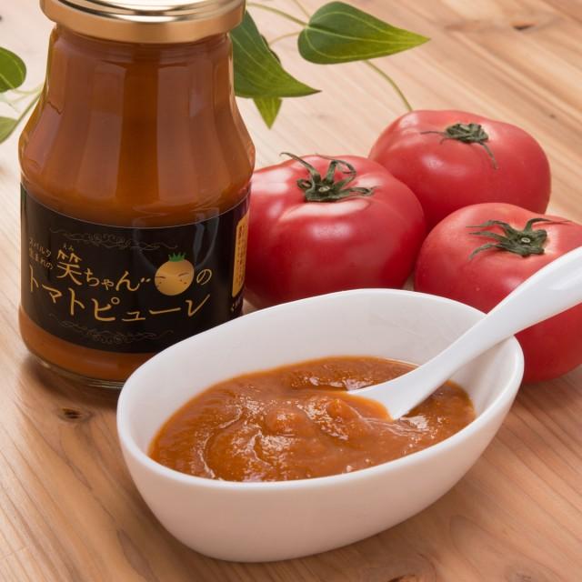 スパルタ生まれの笑ちゃんのトマトピューレ ギフトセット 詰め合わせ 国産 無塩 パスタソース 野菜 送料無料