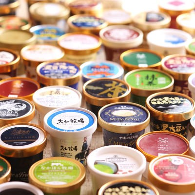★送料無料★アイスクリーム 全国ご当地アイス食べ比べ A全国の牧場バニラ食べ比べ・C抹茶の極み食べ比べ 12個セット / 兵庫県