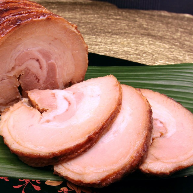 お取り寄せ ベーコン 野菜ウインナー 王様の手羽先 ベーコンブロック 豚の角煮 チャーシュー 6種セット 美明豚 麻生ハム 株式会社