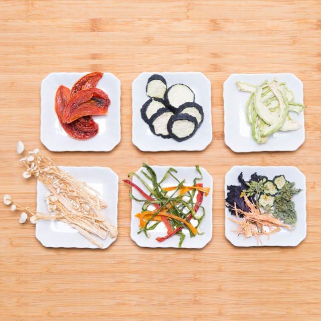 送料無料 ドライ野菜 無添加 ベジタブル 愛知県産 国産 野菜 ドライトマト 白うり えのき なす ピーマン パプリカ