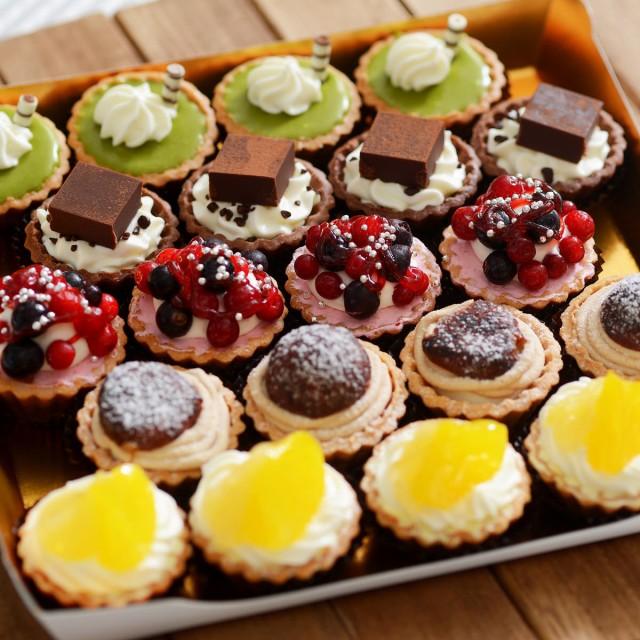 タルト 詰め合わせ みにたると 5種 20個 セット 洋菓子 焼き菓子 フルーツタルト スイーツ タルトケーキ 岡山県