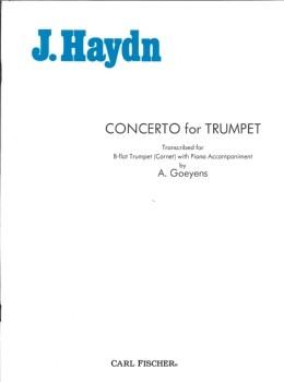 楽譜 ハイドン : トランペット協奏曲 変ホ長調 Hob.V2e/1 / カールフィッシャー社
