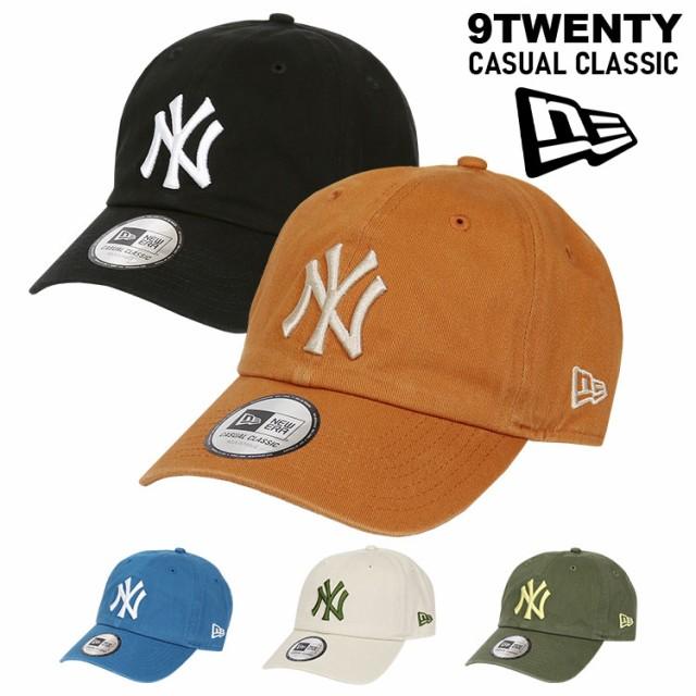 ニューエラ キャップ メンズ レディース 帽子 NEW YORK YANKEES BLACK CASUAL CLASSIC MLB メジャーリーグ NewEra カジュアルクラシック
