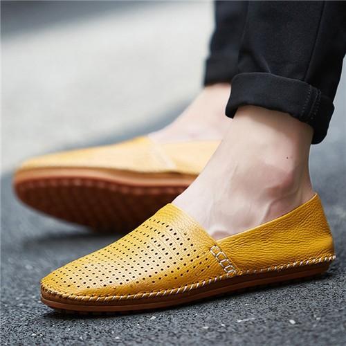 モカシン ドライビングシューズ メンズ スリッポン デッキシューズ 通気性 ビジネス 紳士靴 カジュアル アウトドア 蒸れない 快適