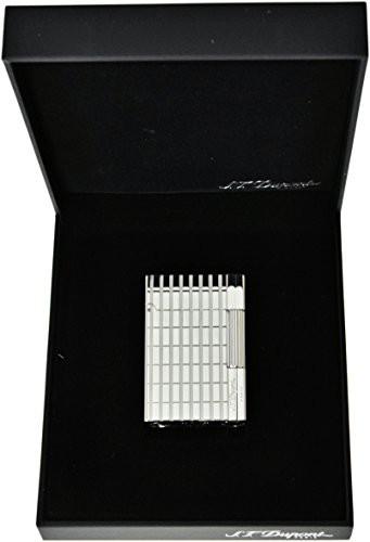 【S.T.Dupont】ガスライター ライター 喫煙具 ギャッツビー(GATSBY)シルバー 銀色 18138