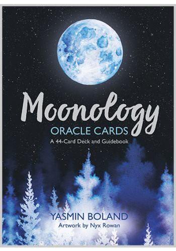オラクルカード Hay House 正規販売店 ムーンオロジー オラクル カード Moonology Oracle Cards 月 占い 英語のみ