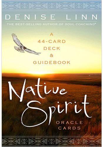 オラクルカード Hay House 正規販売店 ネイティブ スピリット オラクルカード Native Spirit Oracle Cards 占い 英語のみ