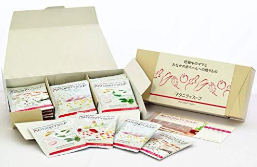 マタニティスープ ギフト 14食アソート 4種類スープ ベジタル 葉酸 鉄分 カルシウム配合 妊婦 お祝い プレゼント ご懐妊