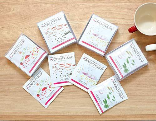 妊娠中のママとおなかの赤ちゃんへの贈りもの ご自宅用マタニティスープ20食入り【簡易包装】 葉酸・鉄分・カルシウム配合 妊婦 つわり