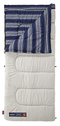 【即発送】コールマン(Coleman) 寝袋 フリースフットイージーキャリースリーピングバッグ C0 使用可能温度0度 封筒型 2000031097※北海道
