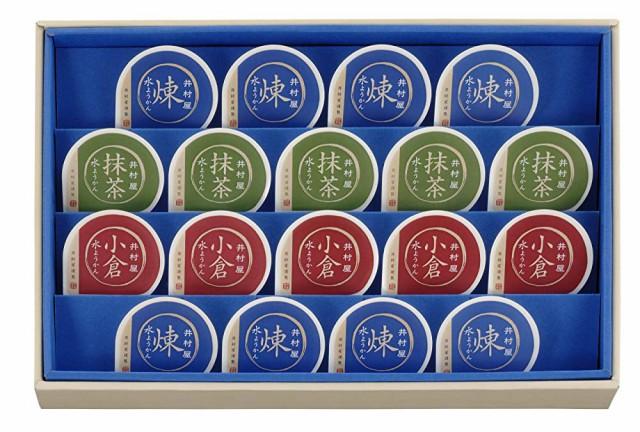 お中元 カップ水ようかん C-20(18個入) 井村屋 ギフト