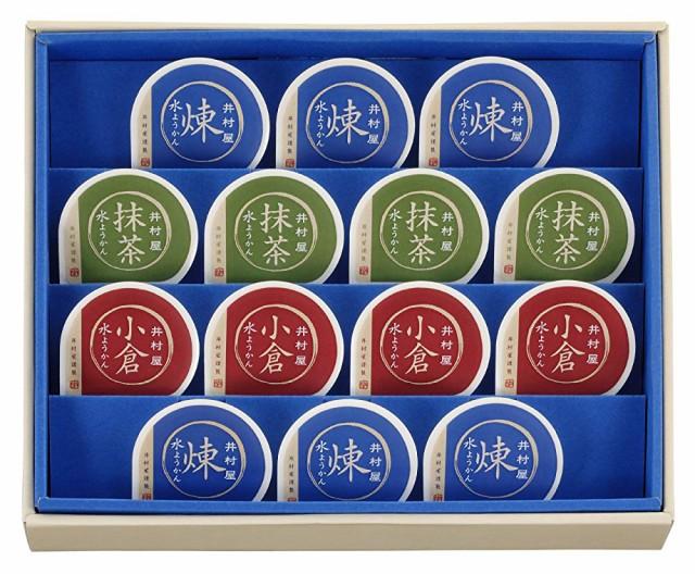 お中元 カップ水ようかん C-15(14個入) ギフト 和菓子 井村屋