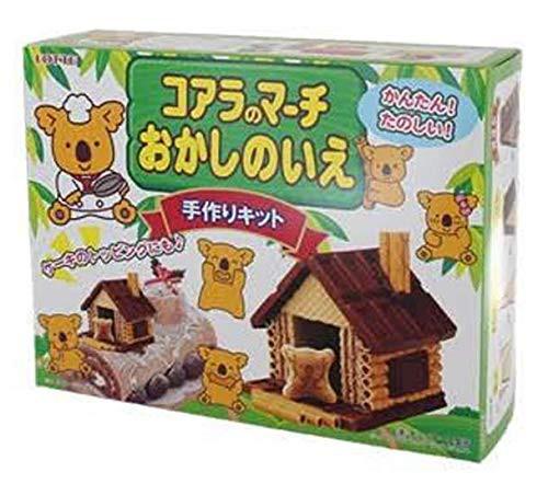 コアラのマーチ お菓子の家手作りキット 1箱 ロッテ クリスマス チョコレート