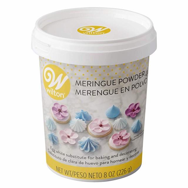 ウィルトン メレンゲパウダー 8オンス Wilton Meringue Powder 8 oz Can