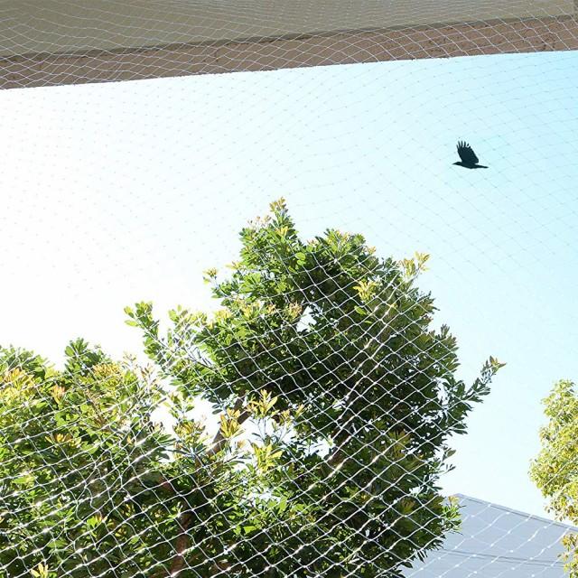 防鳥ネット 3×8m 鳥よけ カラスよけ 鳩よけ ベランダ 害獣対策グッズ 送料無料 ポイント消化 SxP