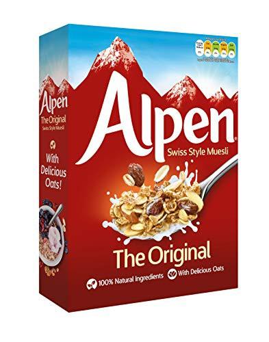 アルペン ミューズリー 375g 輸入菓子