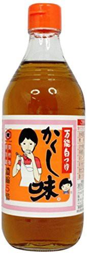 東北醤油 万能白つゆ かくし味 500ml 味どうらくの里 万能調味料 つゆ 醤油 色のつかない 濃縮タイプ