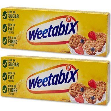 ウィータビックス オリジナル シリアル 215g×2個セット 輸入菓子