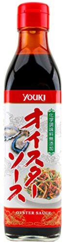 ユウキ食品 化学調味料無添加 オイスターソース 375g