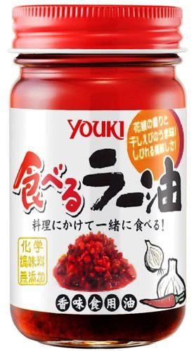 ユウキ食品 食べるラー油 90g
