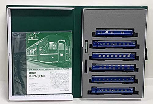 24系寝台特急「あけぼの」6両基本セット 10-822
