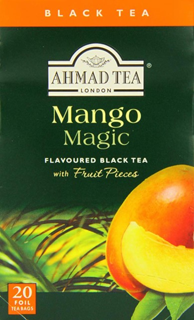 AHMAD TEA アーマッドティー マンゴー 2g×20袋