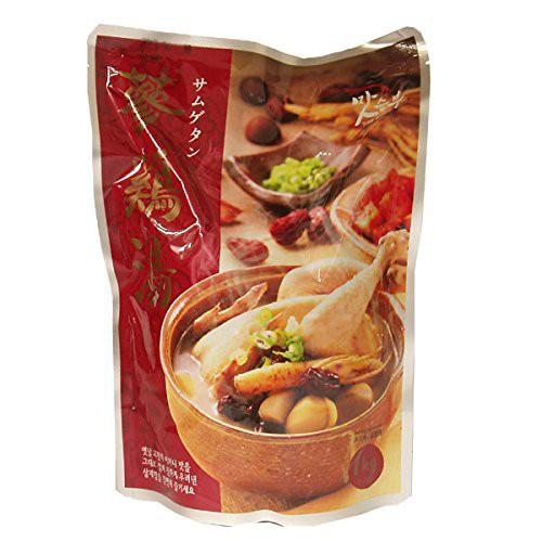 マッスンブ サムゲタン(参鶏湯)レトルト 1kg