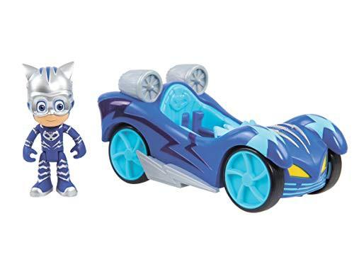 PJ Masks Turbo Blast Racers Catboy and Cat-Car Figure and Vehicle しゅつどう!パジャマスク ターボブラストレーサーズ