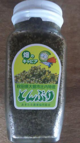 国産 ( 秋田県 ) とんぶり ( 300g ) 瓶 畑のキャビア 限定品