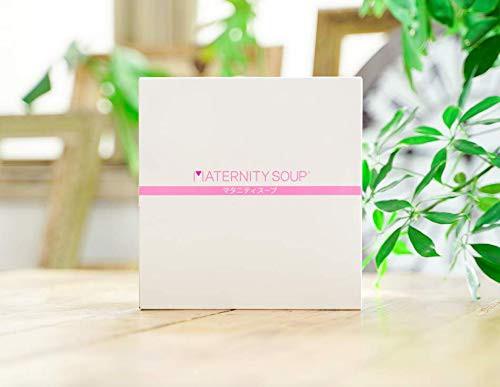 妊娠中のママとおなかの赤ちゃんへの贈りもの マタニティスープギフト8食セット(4種類スープ)葉酸・鉄分・カルシウム配合 妊婦 お祝い
