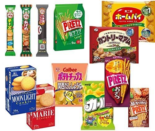 お菓子 詰め合わせ カントリマアム入り カルビー 森永製菓 ブルボン Aセット