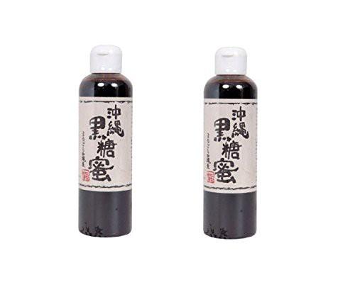 沖縄産[沖縄黒糖蜜](280g) ×2個セット