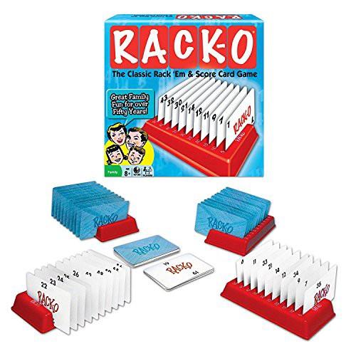 ボードゲーム ラックオー RACK-O カード並び替え [並行輸入品]