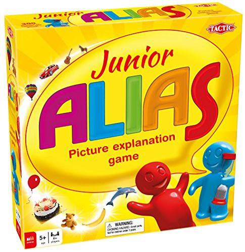 ボードゲーム Tactic Games Junior Alias[並行輸入品]