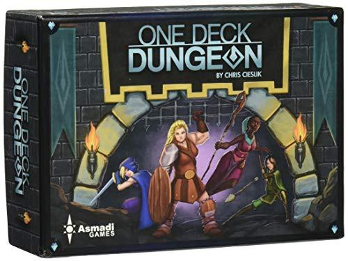 ボードゲーム One Deck Dungeon カードゲーム ワンデッキ・ダンジョン[並行輸入品]