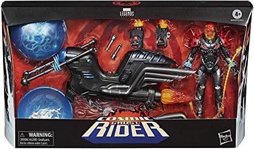 ハズブロ マーベルレジェンド 6インチ アクションフィギュア デラックスパック コズミック・ゴーストライダー コズミックサイクル Hasb
