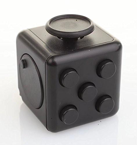 HelloGO フィジェットキューブ サイコロキューブ ストレス解消キューブ 6in1 リリーフ 手持ち無沙汰を解消する玩具 おもちゃ 気分転換 プ