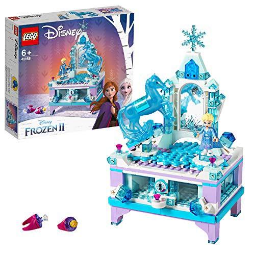 ディズニープリンセス 41168 アナと雪の女王2 エルサのジュエリーボックス