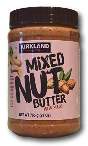 Kirkland ミックスナッツバター スプレッド 765g ×765g