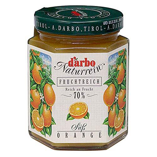 ダルボ スイートオレンジマーマレード 200g