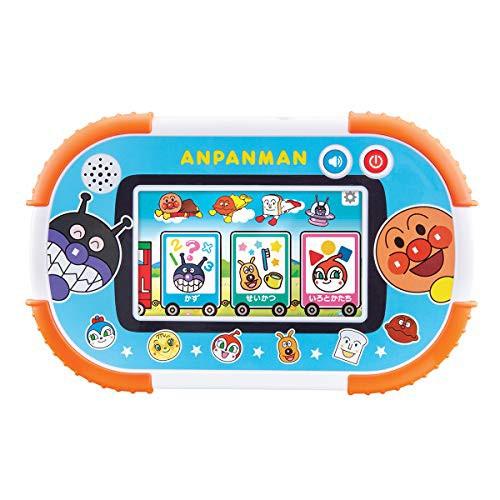 アンパンマン 1.5才からタッチでカンタン! アンパンマン知育パッド 子供用タブレット 子供用パソコンおもちゃ 子供タブレット