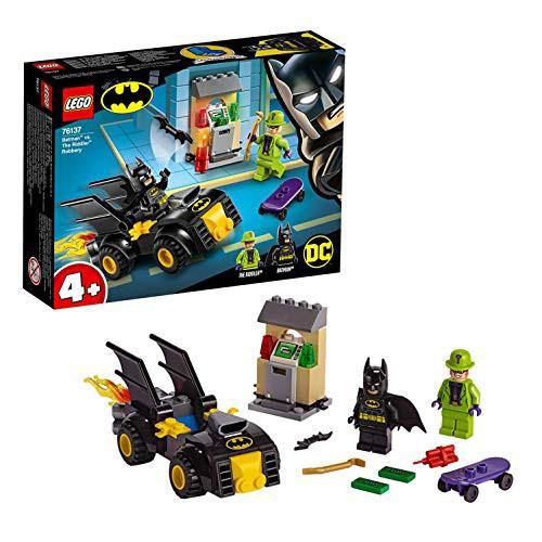 スーパーヒーローズ 76137 バットマン vs リドラーの強盗