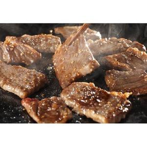 焼肉セット/焼き肉用肉詰め合わせ 【2kg】 味付牛カルビ・三元豚バラ・あらびきウインナー