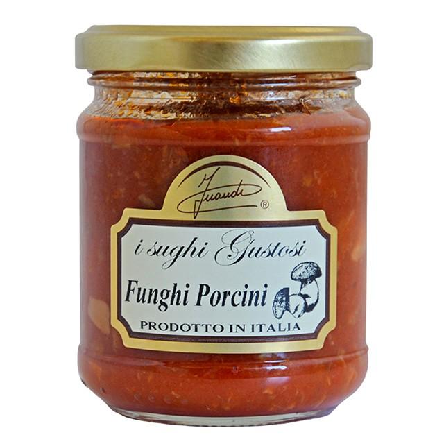 訳あり トマトとポルチーニ茸のパスタソース 180g 賞味期限短め