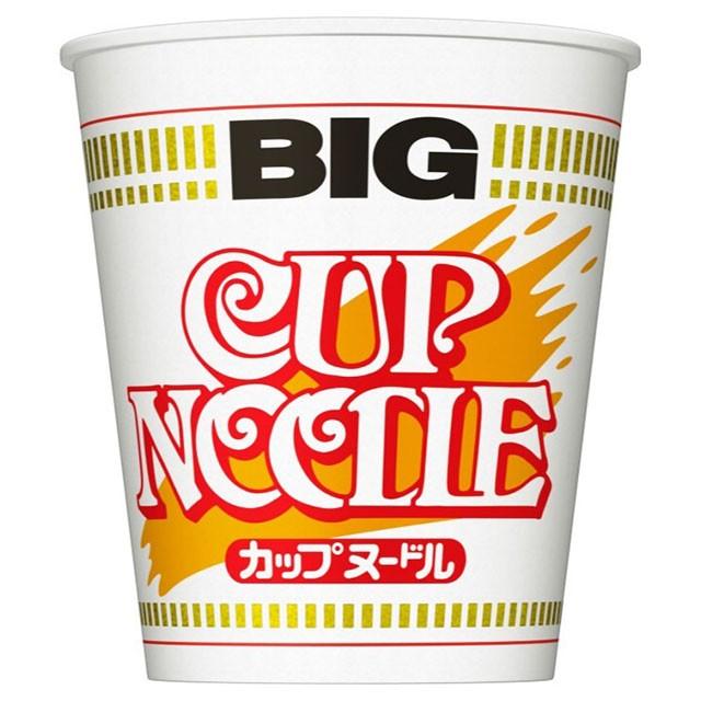 日清 カップヌードル ビッグ 100g×12個 日清食品 インスタント カップ麺 インスタントラーメン ケース販売 まとめ買い