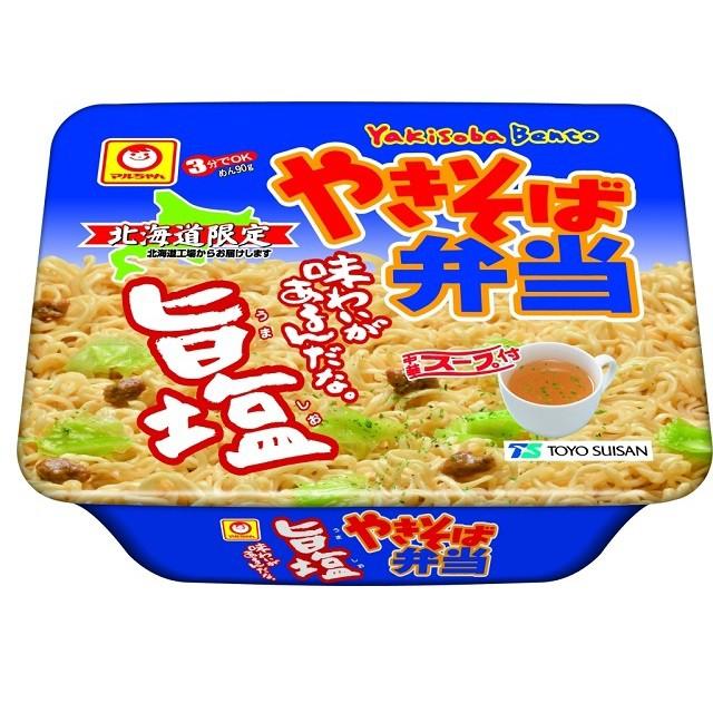 マルちゃん やきそば弁当 旨塩 115g×12個 東洋水産 カップ麺 カップ焼きそば インスタント 即席 まとめ買い