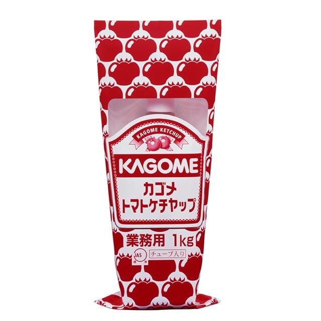 カゴメ トマトケチャップ 業務用 1kg×12個 ソース トマト まとめ買い