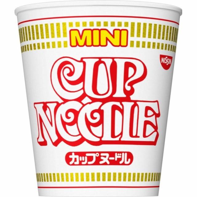 日清 カップヌードル ミニ 36g×15個 日清食品 カップラーメン カップ麺 ケース販売 箱買い まとめ買い 備蓄 常備食